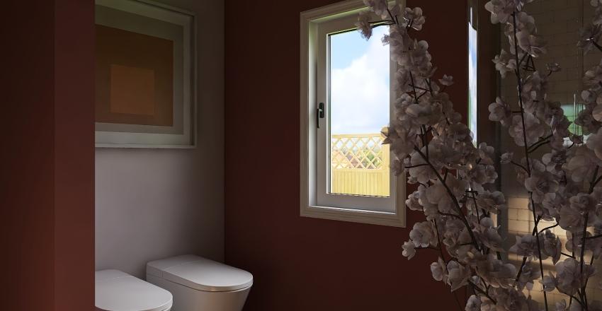 pocket house 2020 Interior Design Render