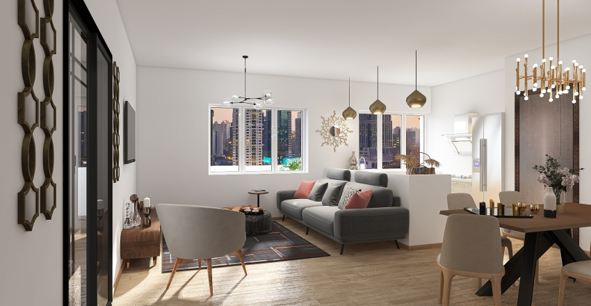 GiuVet C2 Interior Design Render