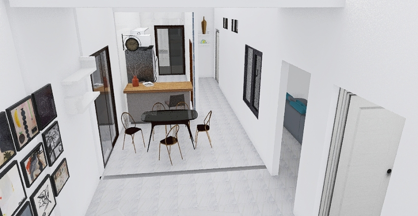 OKK 20210327 Interior Design Render