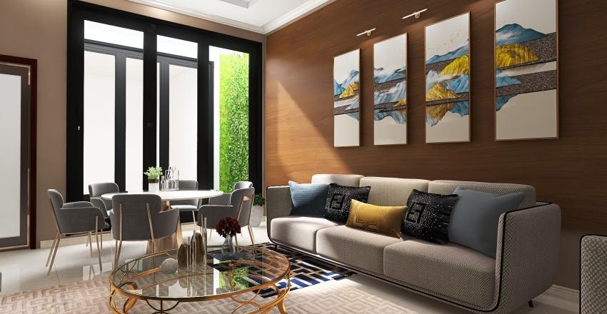 arwa al harbi Interior Design Render