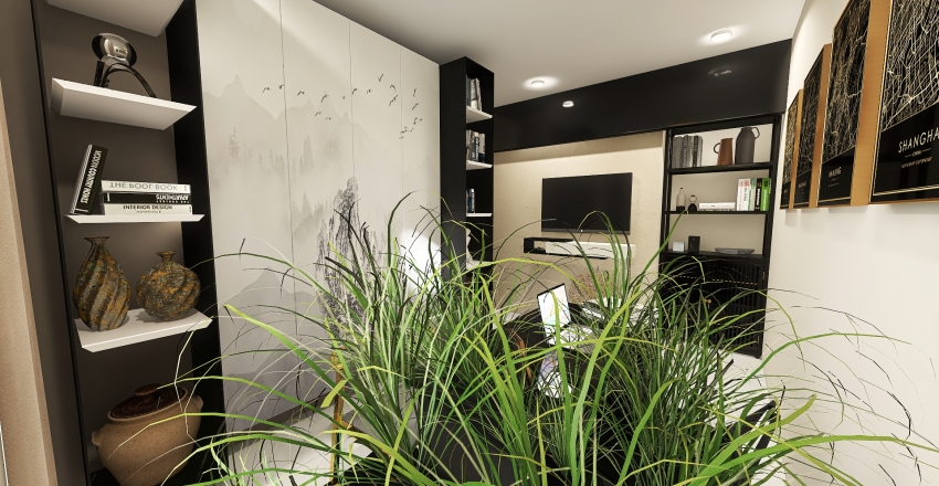 Timmy Project Interior Design Render