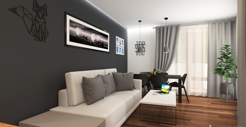 Villa Park M10 Interior Design Render