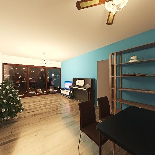 Ontolo Interior Design Render