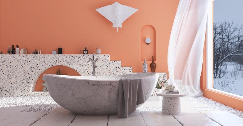 The Stone Age - Model Collection Interior Design Render