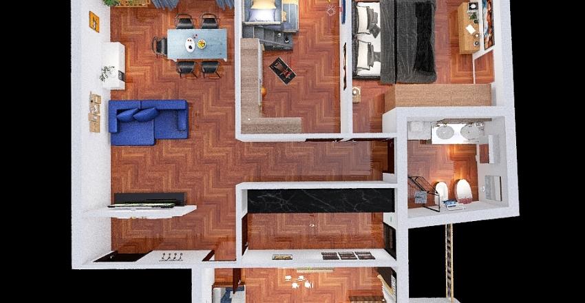 Sciarrinos Interior Design Render