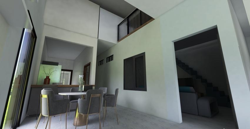 OKK - Extended (exact Measurement) Interior Design Render