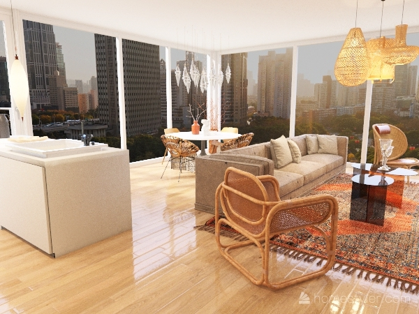 fff Interior Design Render