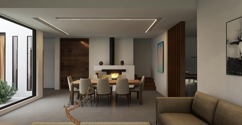 OBRA VIR Interior Design Render