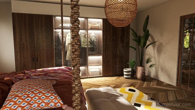 BOEMIO Interior Design Render