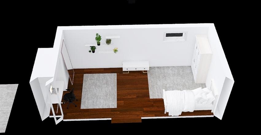 Mutaz Room Interior Design Render
