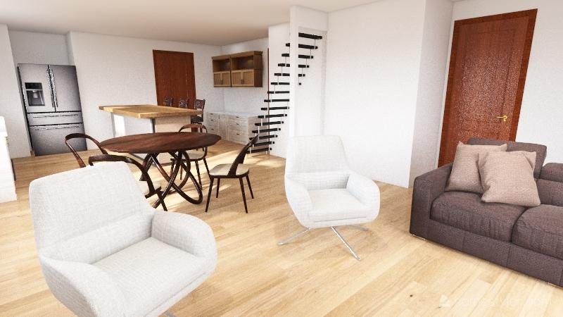 Copy of farm house new baths Interior Design Render