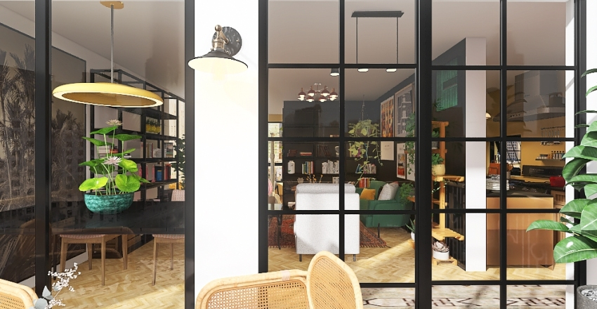SOLODEPTO1 Interior Design Render