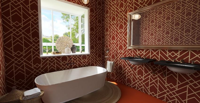 Residential Small Villa #HSDA2020 Interior Design Render