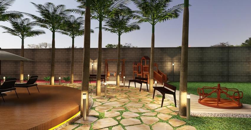 Casa Tapera Rev.01 Interior Design Render