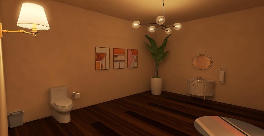 CAfa Interior Design Render