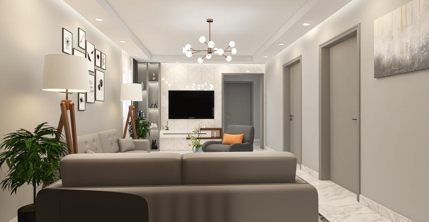 ALKOUSERY DEPARTMENT Interior Design Render