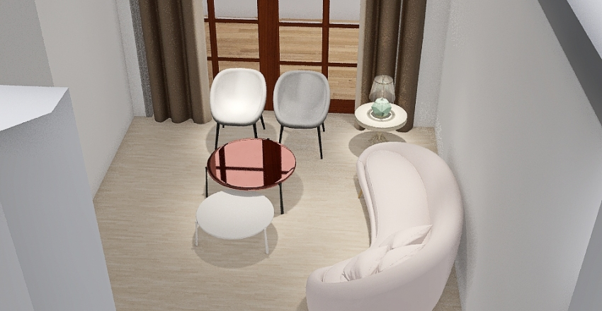 Copy of 3BHK, Interior Design Render