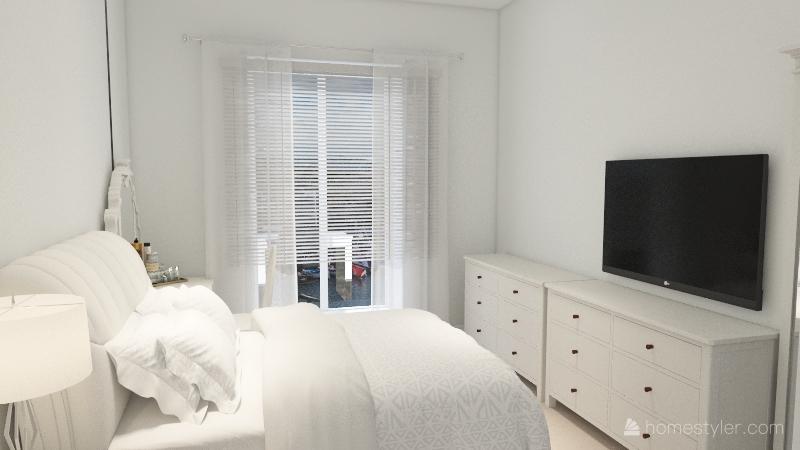 Alt Bed Interior Design Render
