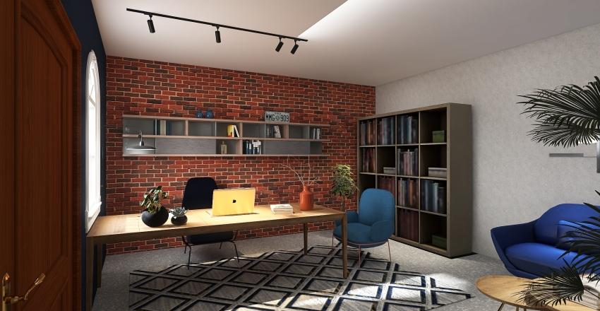 Pracownia Interior Design Render