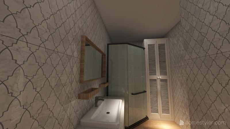 кена Interior Design Render