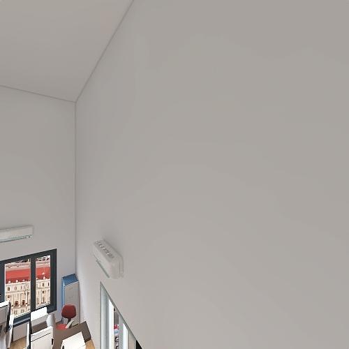 ruangan kantor 5 Interior Design Render