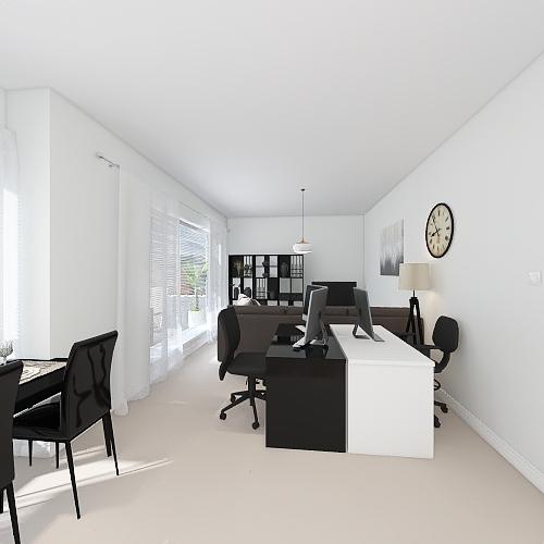 Moved in Interior Design Render