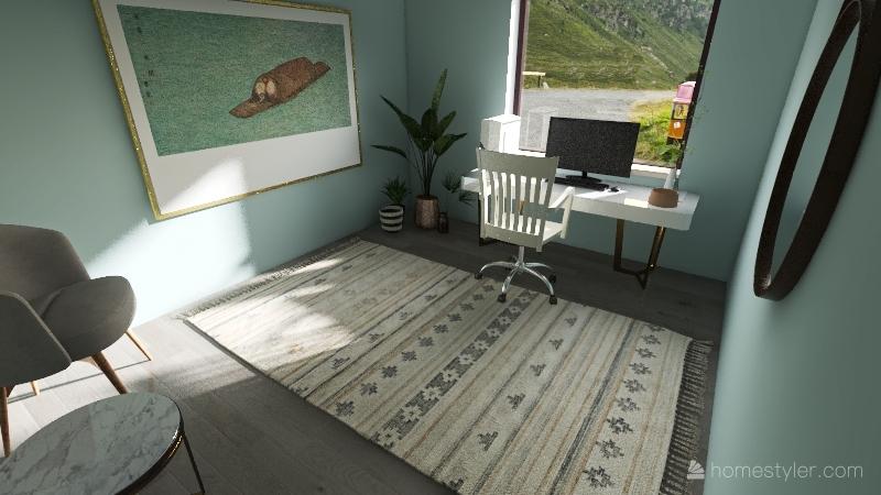 ·•—–٠ COMFY HOUSE ٠—–•· Interior Design Render