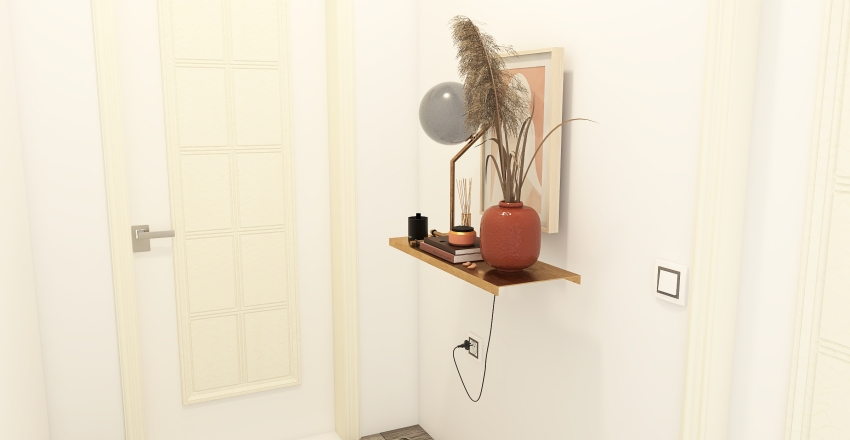 pisito Interior Design Render