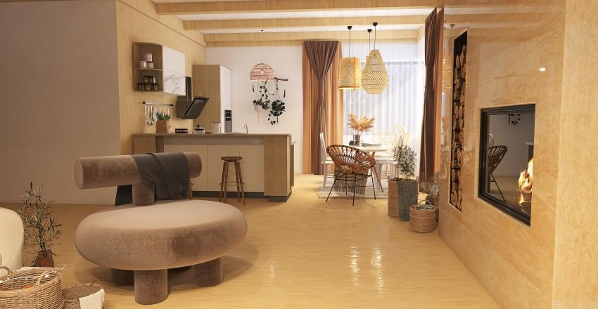 DANIEL Interior Design Render