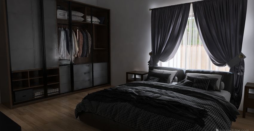 Ma3aytah-house Interior Design Render