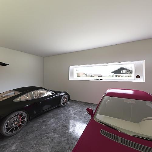 Family Forever Home Interior Design Render