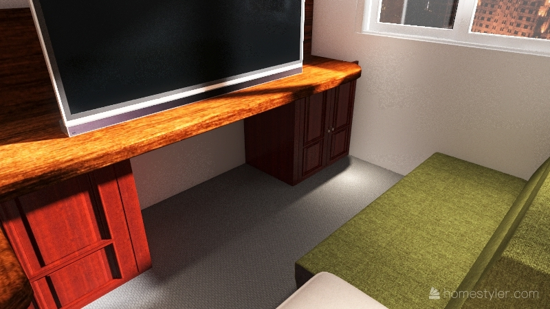 Dianopolis atual v2 Interior Design Render