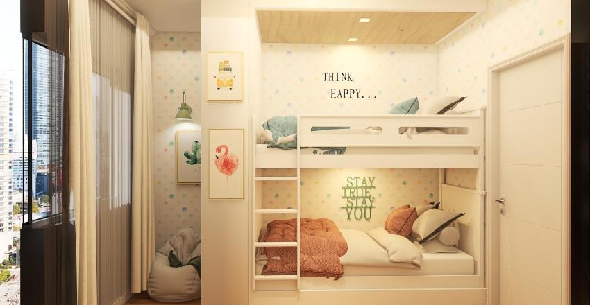 Silvia Candido Rodrigues - UPK Interior Design Render