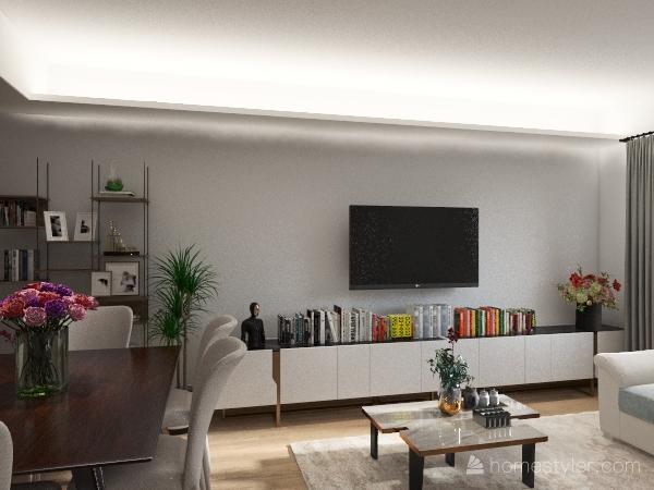NAPOLITANO_RM Interior Design Render