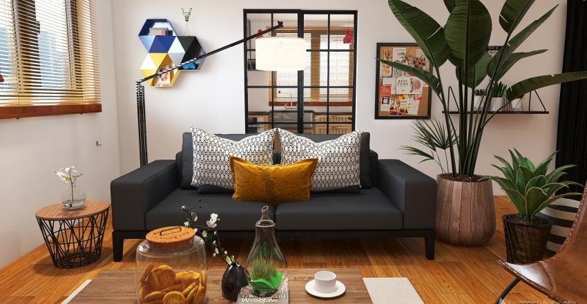 2pièces Interior Design Render