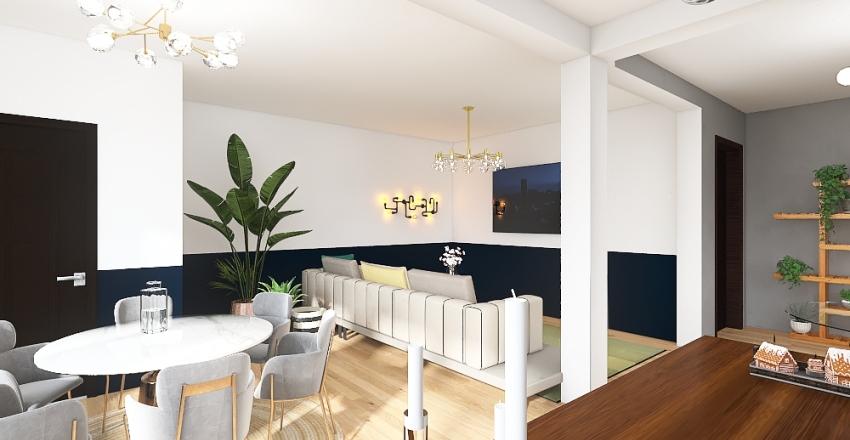 ape centro Interior Design Render