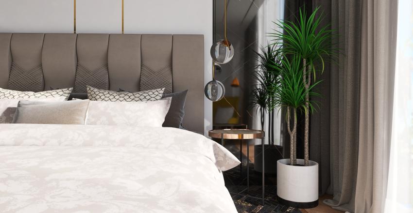 A Tropical Forest Villa II Interior Design Render