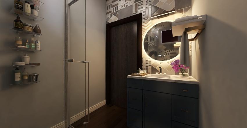 Casa da Sabris Interior Design Render