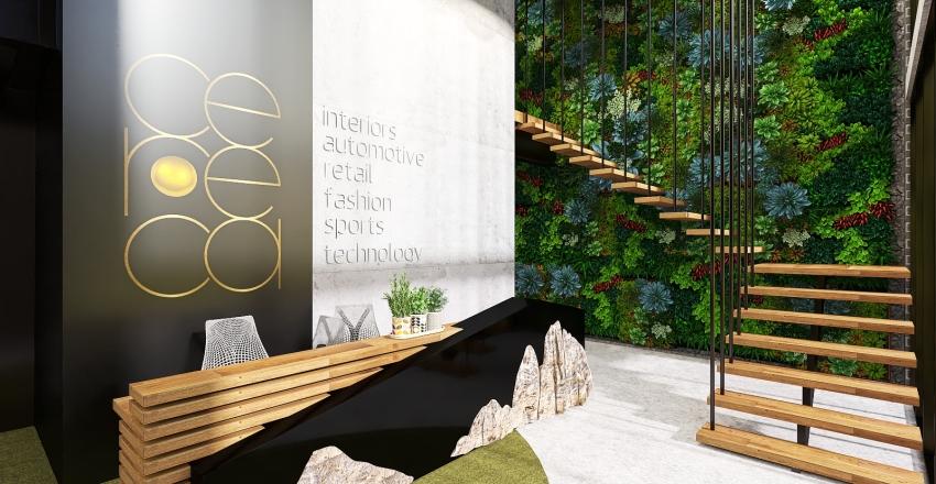 CERECA Group - Corporate Office Design Interior Design Render