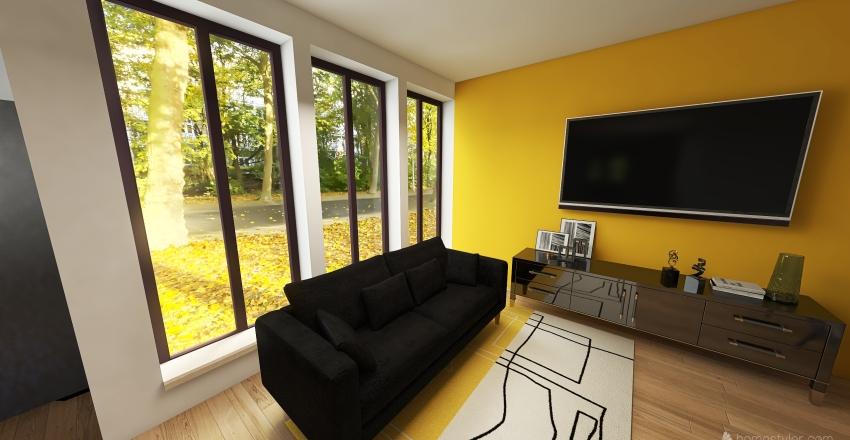 #HSDA2020RESİDENTİAL Interior Design Render