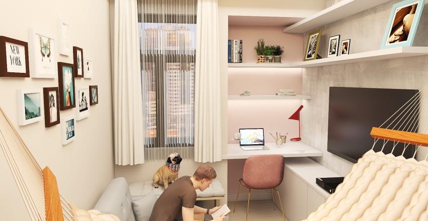 Marinez Mariano Silva - UPK Interior Design Render