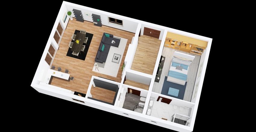 federico Interior Design Render