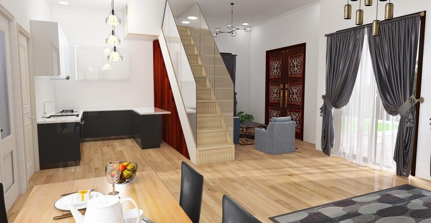 A LT2 BAITI JANNATI 7 Interior Design Render