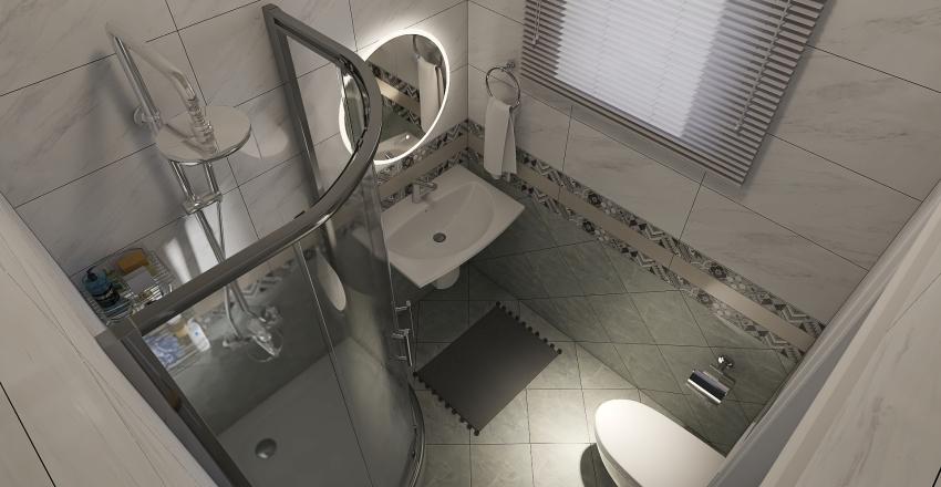 Third Floor -  Villa 3 Interior Design Render