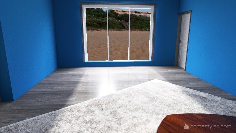 Celebrity Kid Bedroom Interior Design Render