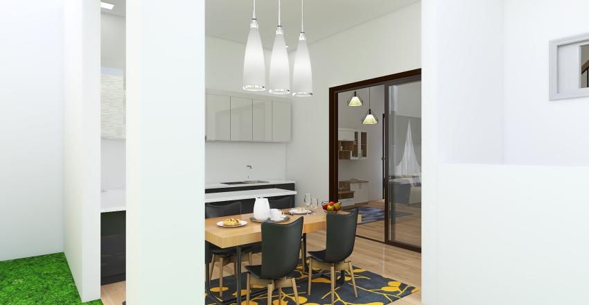 BAITI JANNATI 8 Interior Design Render