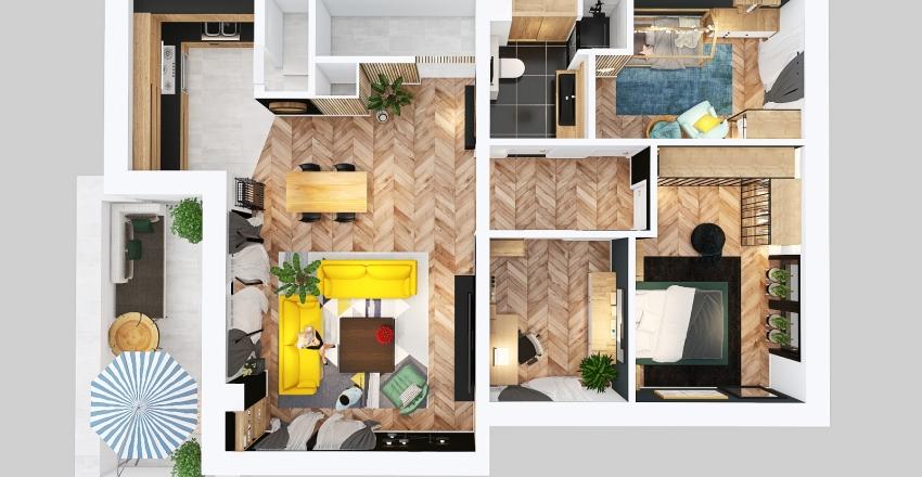 wersja koncowa 2 Interior Design Render