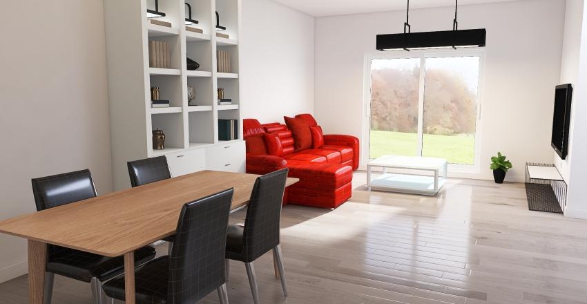 Casa 5 (prueba multipiso) Interior Design Render
