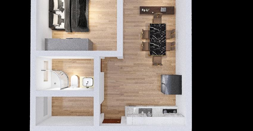 My house 2021 Interior Design Render