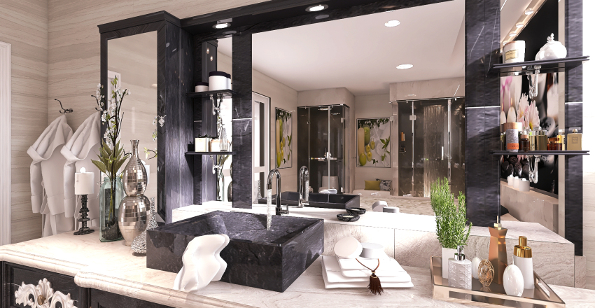 v2_Relaxing Bath Interior Design Render